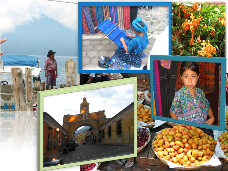Guatemala-A Colorful Country